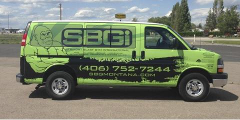 Promote Your Business With a Vehicle Wrap, Kalispell, Montana