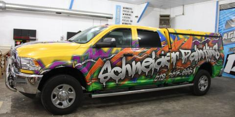 Getting Vehicle Wraps? Ask These 4 Questions First, St. Jacob, Illinois