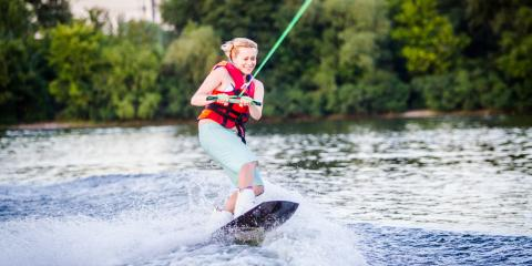 How Are Water Skiing & Wakeboarding Different?, Vermilion, Ohio