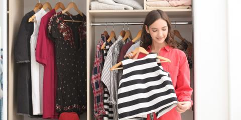 What to Consider When Determining How Much Closet Space You Need, Conway East, South Carolina