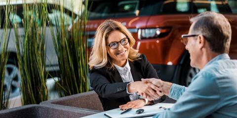 4 Questions to Ask Before Buying a Used Car, Versailles, Kentucky