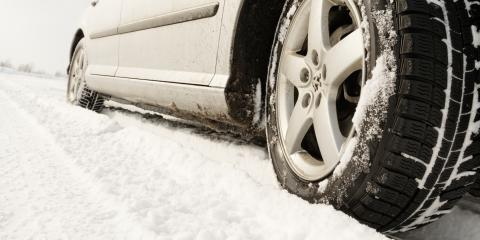 What You Should Know About Getting New Tires Before Winter Strikes, Versailles, Kentucky