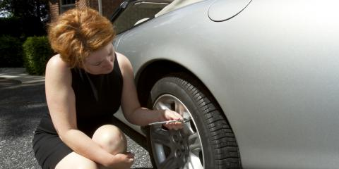 4 Tips For Checking Tire Pressure, Versailles, Kentucky