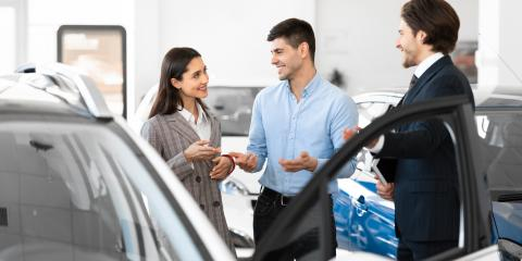 3 Factors to Consider for When Buying a Used Car, Versailles, Kentucky