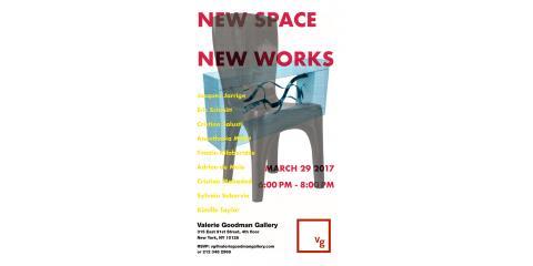 Valerie Goodman Gallery Celebrates Expansion in Upper East Side Gallery, New York, New York