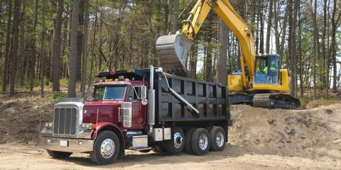 3 Types of Dump Trucks Used in Construction, Victor, New York