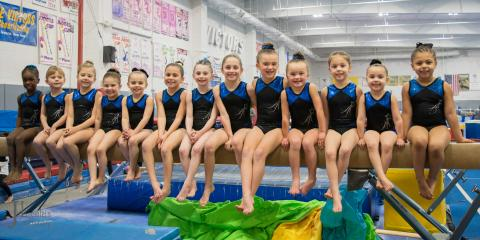 The Victors Gymnastics Kids' Spring Classic, Greece, New York