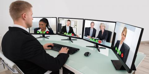 3 Benefits of Video Conferencing, Charlotte, North Carolina