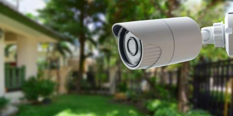 Top 3 Places to Locate Home Security Cameras, Russellville, Arkansas