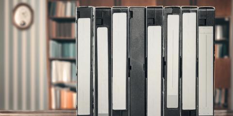 Video Transfer Experts Explain 5 Reasons VHS Tapes Decay, Minneapolis, Minnesota