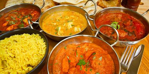 3 Health Benefits of Eating Curry, Anchorage, Alaska