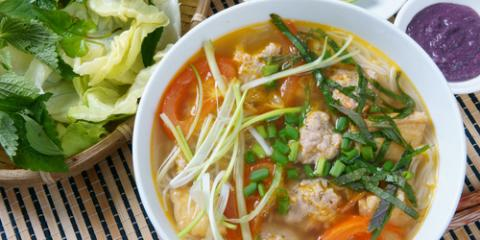 3 Great Health Benefits of Vietnamese Food, Lilburn, Georgia