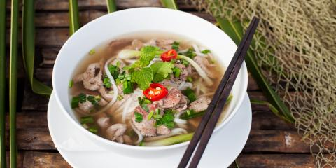 A Brief History of Phở, West Homestead, Pennsylvania