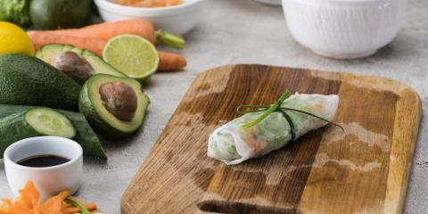 A Brief History of Vietnamese Spring Rolls, ,