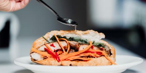 A Brief History of the Banh Mi Sandwich , Anchorage, Alaska