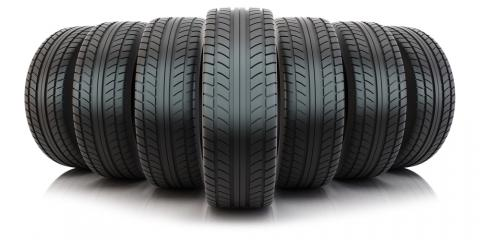 Car Maintenance: How to Find the Right Tires for Your Vehicle, Newtown, Ohio