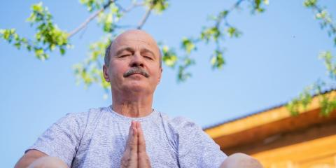3 Seated Yoga Positions Perfect for Senior Citizens, Ville Platte, Louisiana