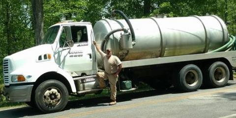 Martin's Septic Service, Septic Systems, Services, Milledgeville, Georgia