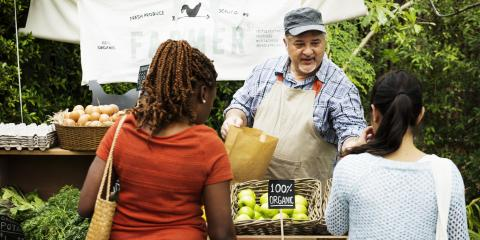 How Buying Local Produce Helps Offset Your Carbon Footprint, Vineland, New Jersey