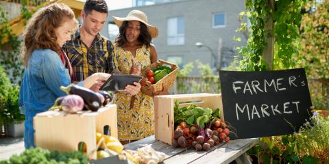 5 Reasons You Should Buy Local Produce, Vineland, New Jersey