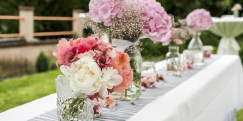 5 Outdoor Wedding Planning Tips, Vineland, New Jersey