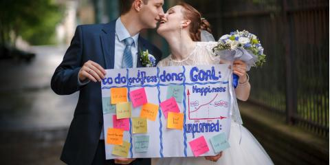 5 Ways to Stay Positive While Planning Your Wedding, Vineland, New Jersey