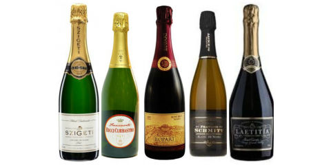 Ring in The New Year With Sparkling Wine From Vino Fine Wine & Spirits, Manhattan, New York