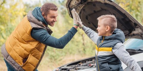 How a Car Restoration Can Help Parents Bond With Their Children, Charlotte, North Carolina