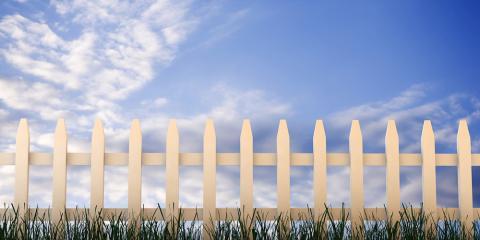Top 5 Benefits of Vinyl Fencing, Claremore, Oklahoma