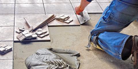 Vinyl Flooring vs. Ceramic Tiles, Waterbury, Connecticut