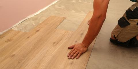 A Guide to Vinyl Flooring , ,