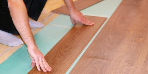 4 Surprising Benefits of Vinyl Flooring, Fridley, Minnesota