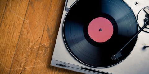 A Beginner's Guide to Original Pressing Vinyl Records, Nashville-Davidson, Tennessee
