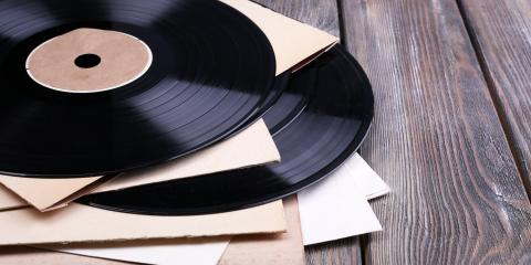 Vinyl Records & Their Connection With the Past, Nashville-Davidson, Tennessee