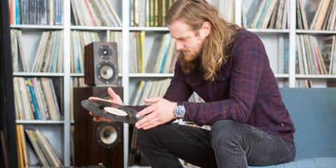 Why Purchase Vinyl Records in the Age of Online Streaming?, Nashville-Davidson, Tennessee
