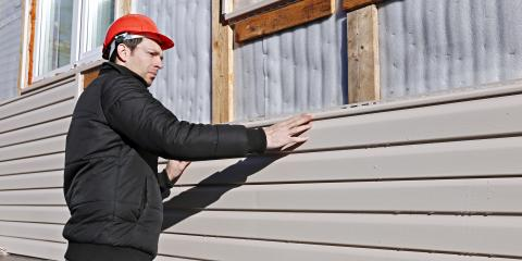 5 Benefits of Vinyl Siding Installation, High Point, North Carolina