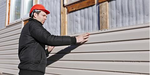 4 Key Benefits of Vinyl Siding, Montrose, Michigan