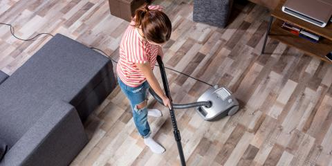 The Do's & Don'ts of Maintaining Vinyl Flooring, Honolulu, Hawaii