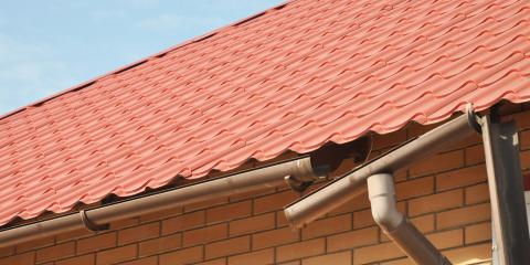 5 Potential Issues Caused by Damaged Gutters , Lincoln, Nebraska