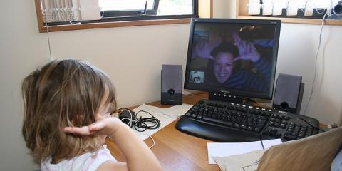Virtual Visitation in NY Child Custody Cases, Manhattan, New York