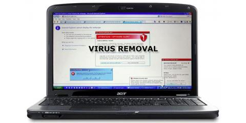 15% off Virus Removal, Wisconsin Rapids, Wisconsin