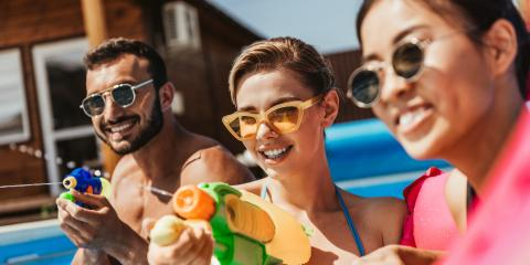Eye Care Do's & Don'ts When Going to the Beach or Pool, Anchorage, Alaska