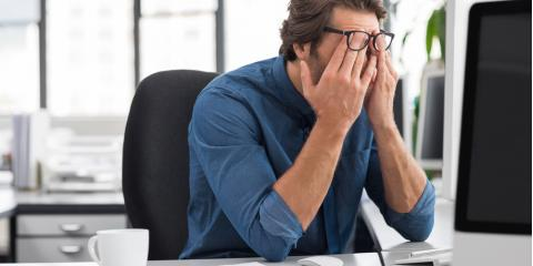 Work at a Computer? How to Avoid Digital Eye Strain, Show Low, Arizona