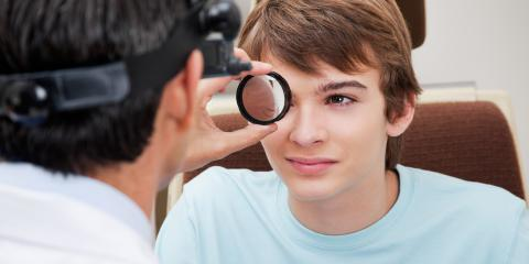 How Often Do You Need a Vision Examination?, Fairbanks North Star, Alaska