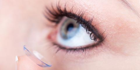 Top Eye Doctor Shares 3 Simple Tips For Putting in Contact Lenses, Ripon, Wisconsin