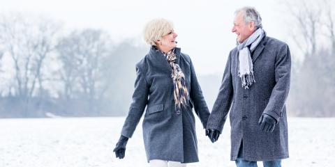 How to Prevent Senior Falls This Winter, Colerain, Ohio