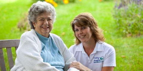 Senior Companionship & Elderly Care When You Need It Most From Visiting Angels, Kilmarnock, Virginia