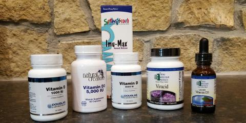 Build Your Immunity With Natural Supplements From Pharmacy Solutions, Lincoln, Nebraska