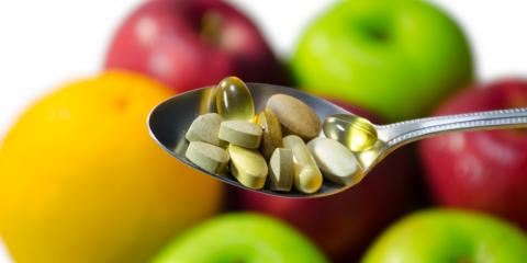 Boost Your Health With Daily Vitamins!, Armonk, New York