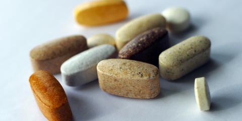 Ashland Eye Doctors Share 4 Vitamins That Boost Vision Health, Ashland, Kentucky